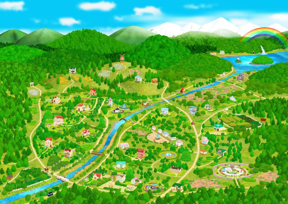 aldea-sylvanian-mapa